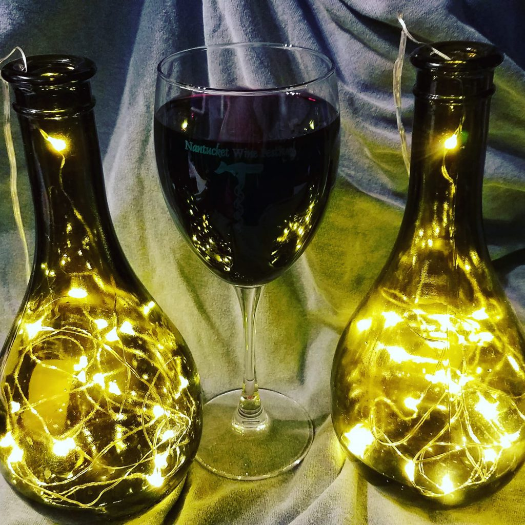 Cabernet and Lights