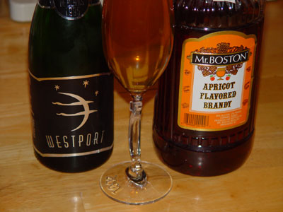 Apricot Brandy Champagne Cocktail Recipes