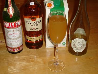 Vermouth Champagne Cocktail Recipes