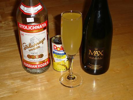 Vodka Champagne Cocktail Recipes