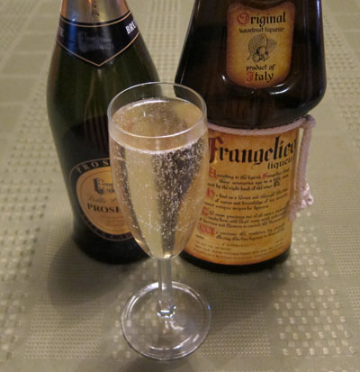 Frangelico Champagne Cocktail Recipes