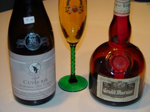 Grand Marnier Champagne Cocktail Recipes