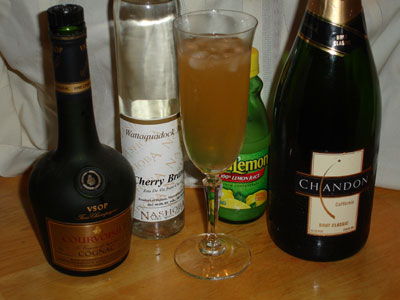 Brandy / Cognac Champagne Cocktail Recipes