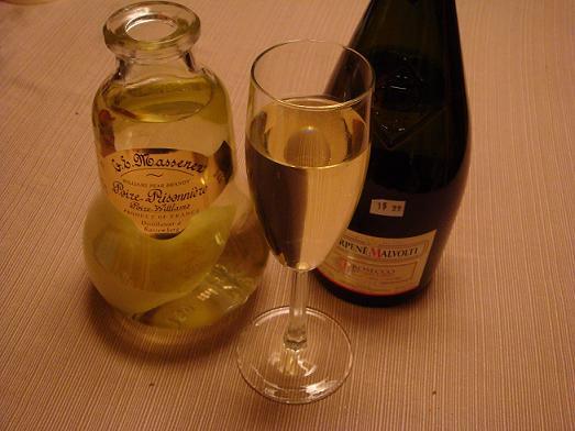 Poire William Champagne Cocktail Recipes