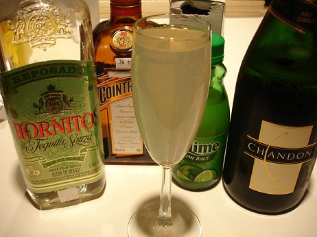 Tequila Champagne Cocktail Recipes