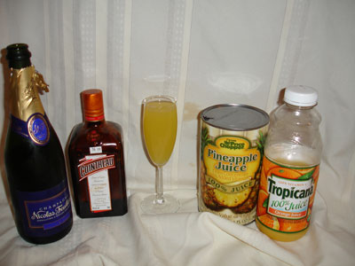 Cointreau Champagne Cocktail Recipes