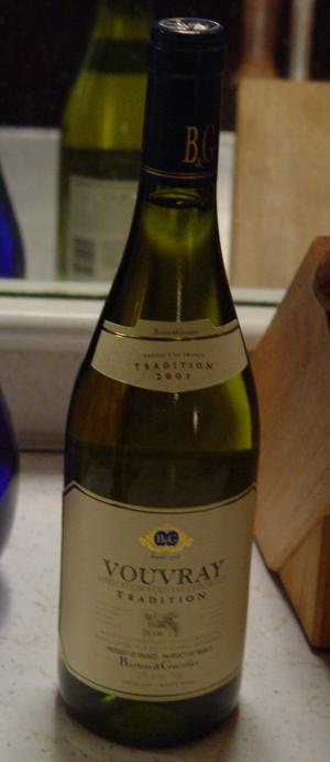 Loire French Wine Bottle Labels