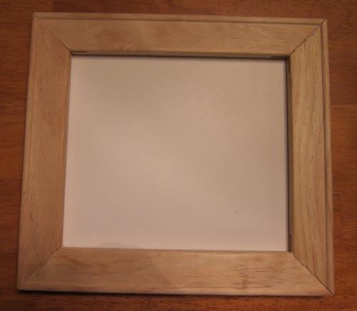 wine cork trivet - Wine Cork Picture Frame