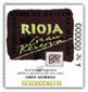 Rioja Label
