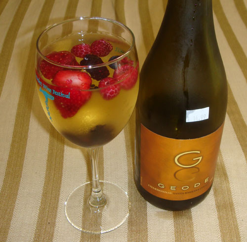 Berry Blend Sangria Recipe