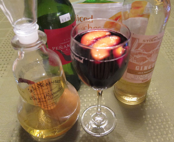 Poire Perfect Sangria Recipe